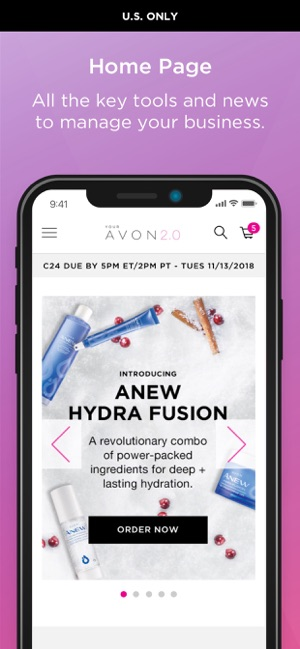 Avon On The Go On The App Store