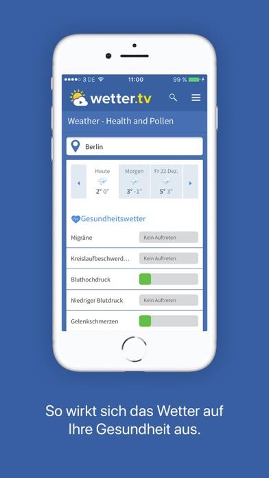 wetter.tv App Deutschlandのおすすめ画像3
