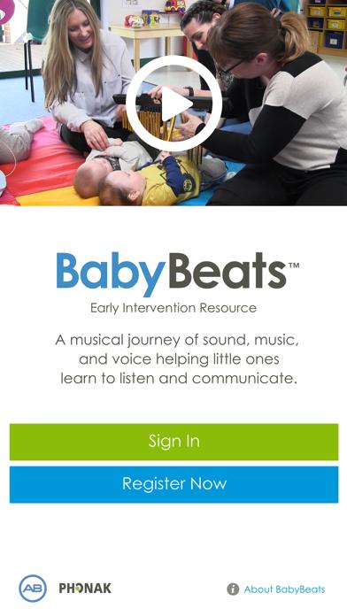 BabyBeats™ Resource screenshot one