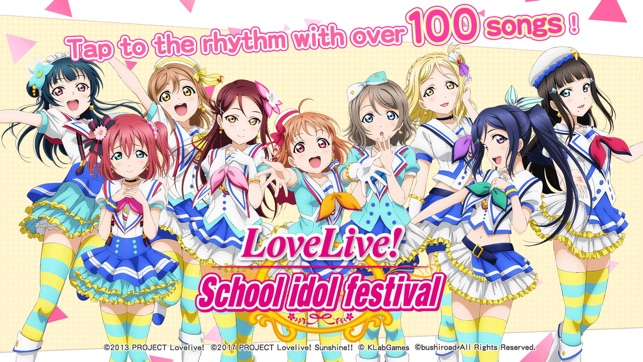 Image result for love live school idol festival
