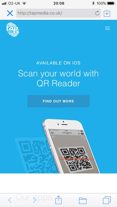 NFC Reader & Scanner Screenshot