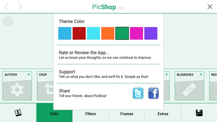 PicShop HD - Photo Editor screenshot-4