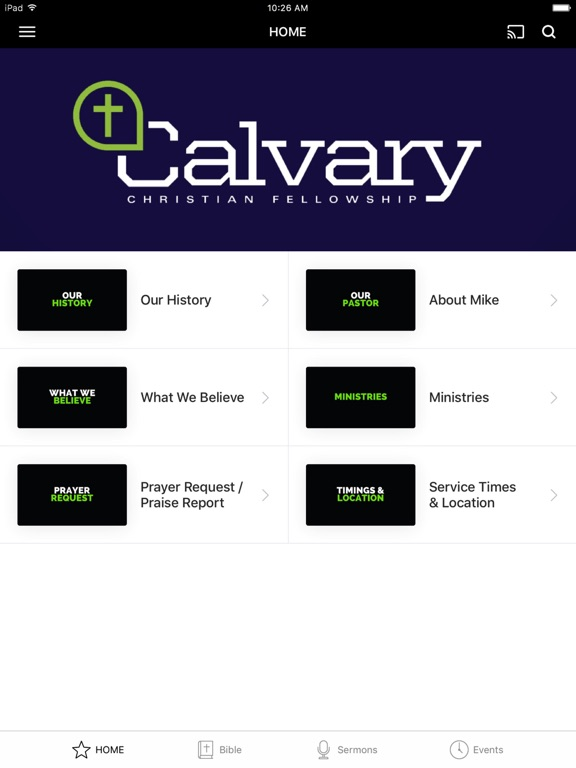 Calvary Chapel San Jose screenshot 4