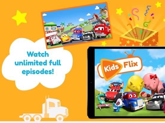 Screenshot #1 for Kids Flix: TV Episodes & Clips