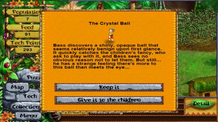Virtual Villagers 2 Lite screenshot-3