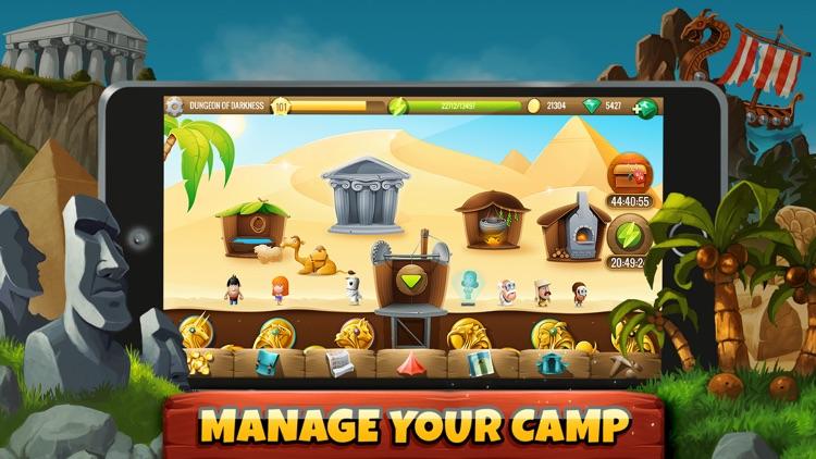 Diggy's Adventure screenshot-3