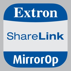 MirrorOp for Extron ShareLink on the App Store