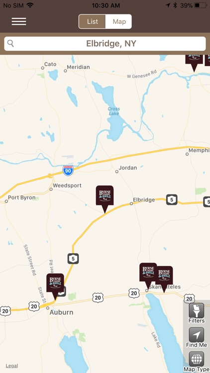 Byrne Dairy Deals App screenshot-3