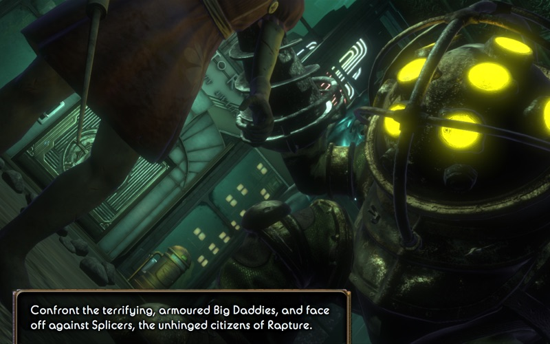 BioShock Remastered Screenshots
