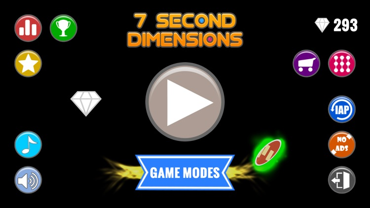 7 Second Dimensions