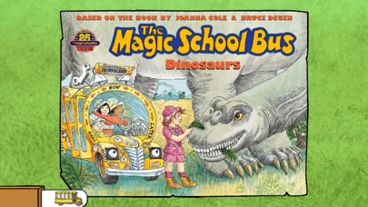 The Magic School Bus Dinosaurs review screenshots