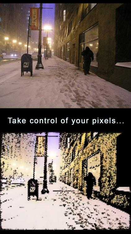 Pixel Art Effect screenshot-4