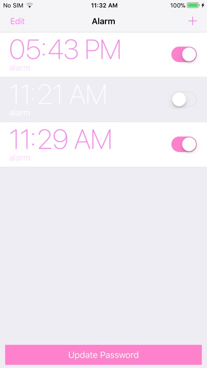 uAlarm – Video Alarm Clock