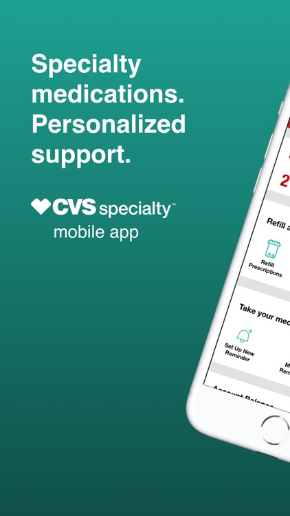 CVS Specialty screenshot-0