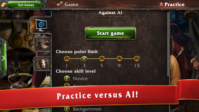 Backgammon Masters Online Screenshot
