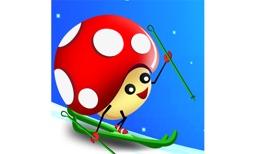 Mushroom Fun Ski Race TV