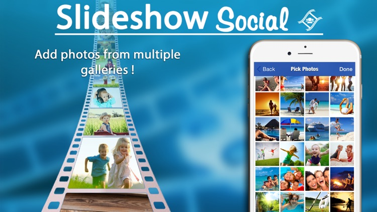 Slideshow Social - With Music screenshot-4