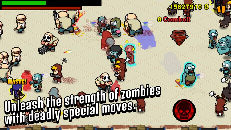Infect Them All 2 : Zombies screenshot-3