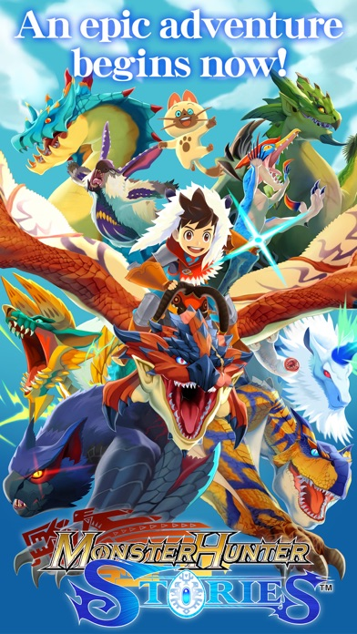 Monster Hunter Stories screenshot 1