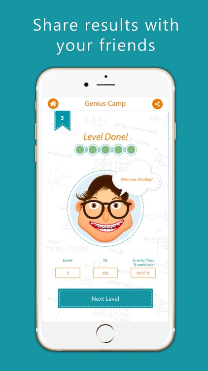 Genius Camp Quiz Contest screenshot-4