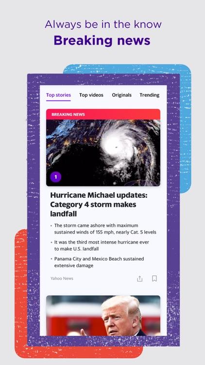 Yahoo News screenshot-3