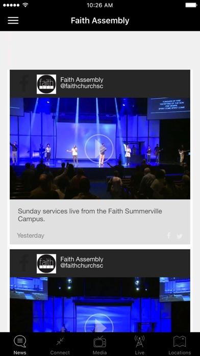 Faith Church SC screenshot 1