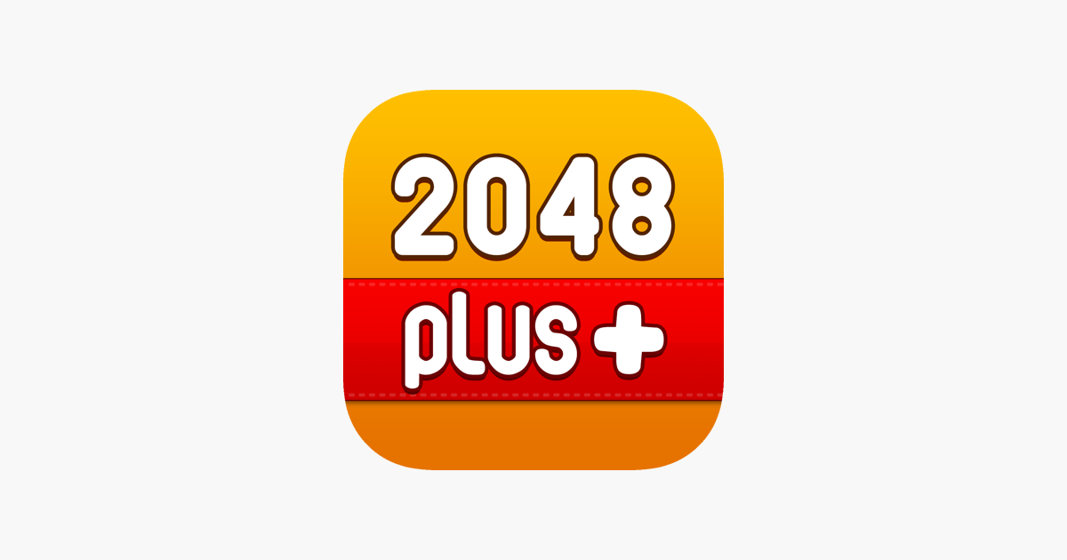 2048 plus – New Version on the App Store