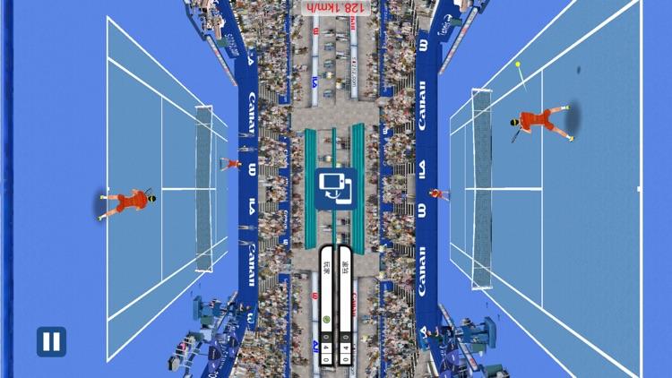 Tennis Mania 3D screenshot-0