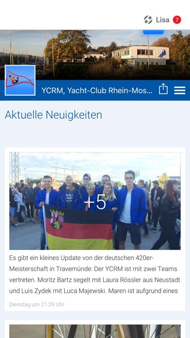 点击获取YCRM Yacht-Club Rhein-Mosel