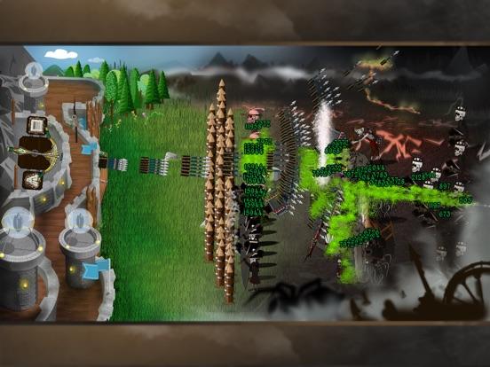 Скачать игру Grim Defender - оборона замка