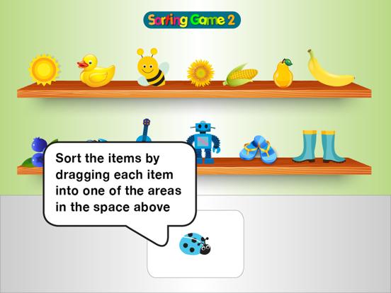 Sorting Game 2 screenshot 8