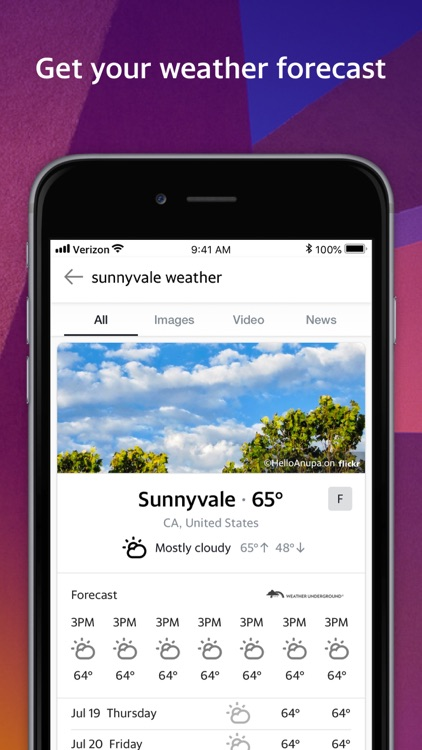 Yahoo Search screenshot-4