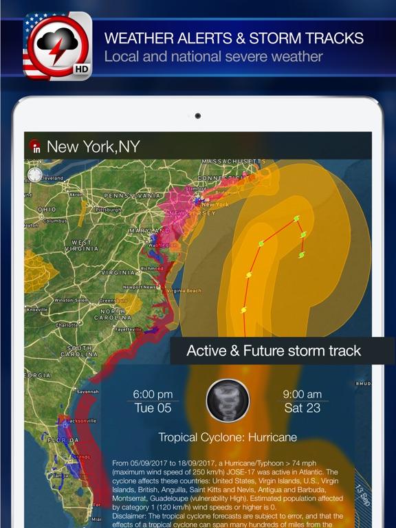 Weather Alert Map Usa App Price Drops