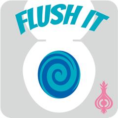 Flush it – find et toilet