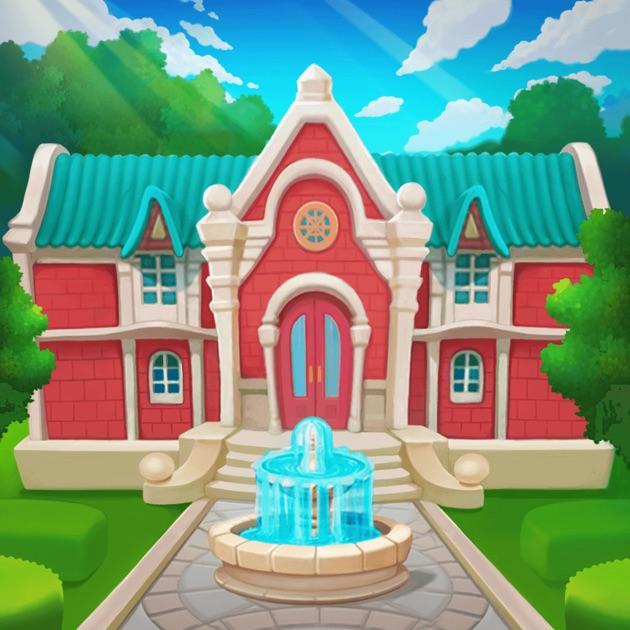 Match 3 Matchington Mansion On The App Store