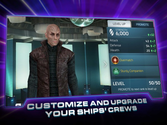 Star Trek Fleet Command screenshot #6