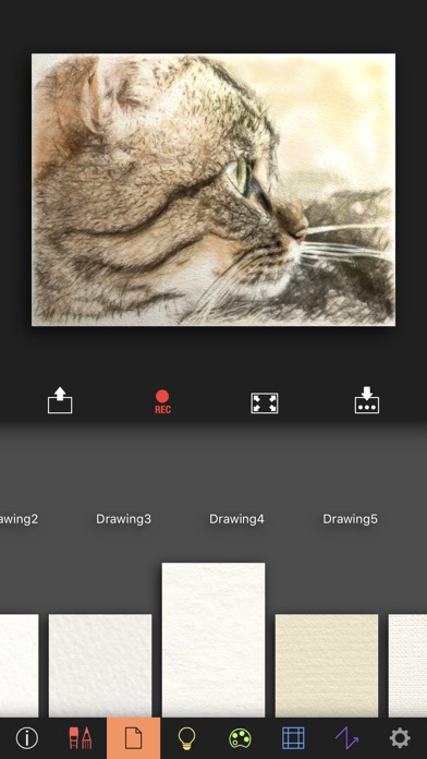 Artomaton お絵描き人工知能スクリーンショット5