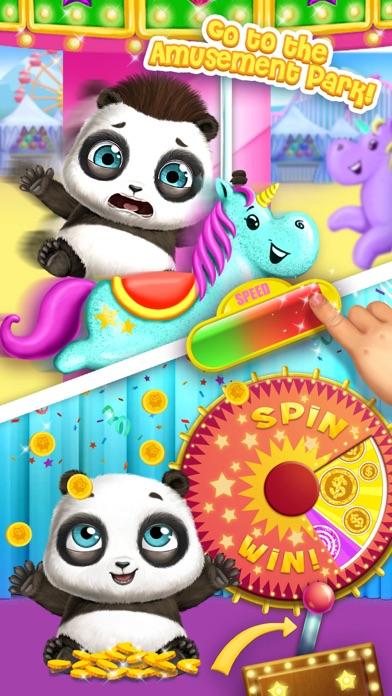 Panda Lu Baby Bear City No Ads screenshot 1