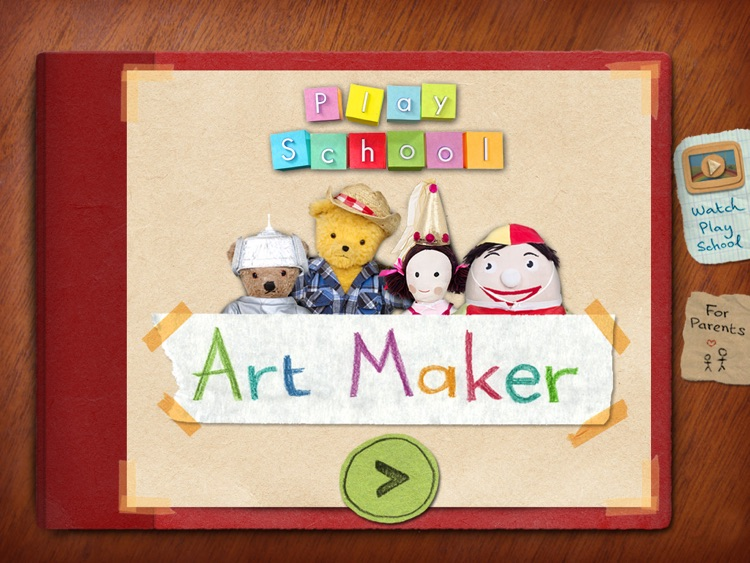Play School Art Maker