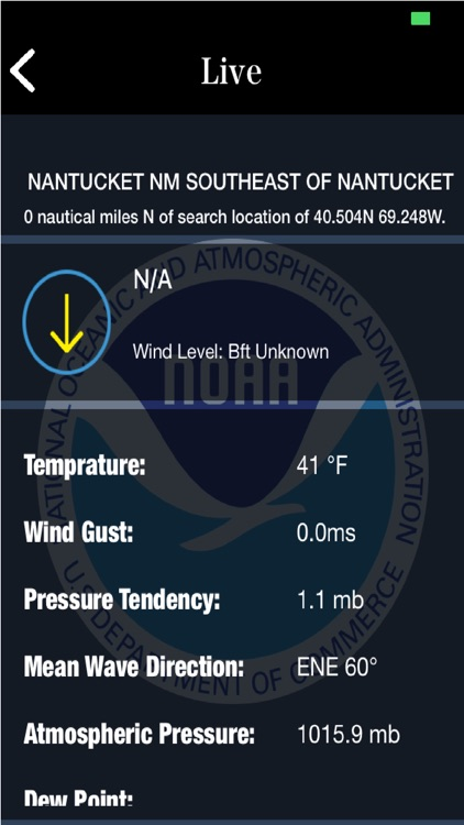 Marine Forecaster screenshot-5