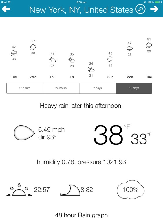 Weather Edge HD