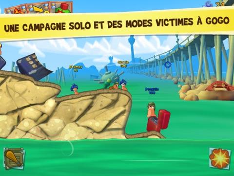 Screenshot #6 pour Worms3