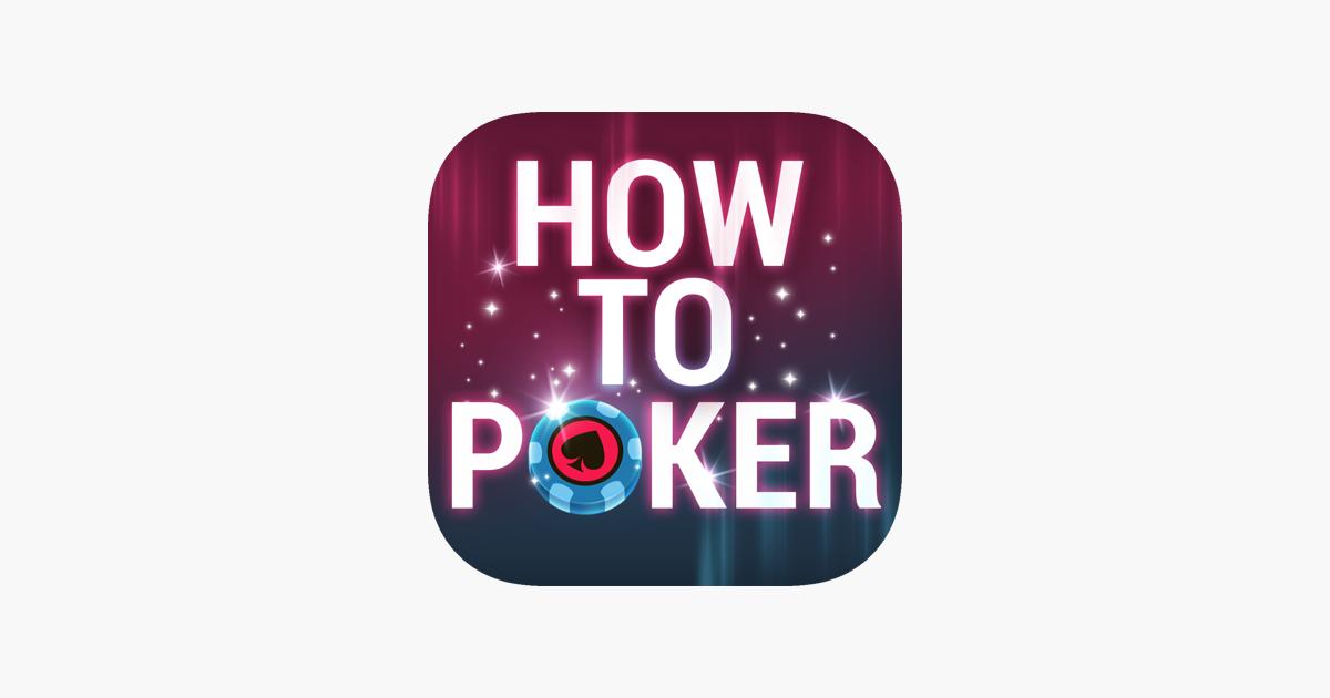 poker hand cheat sheet