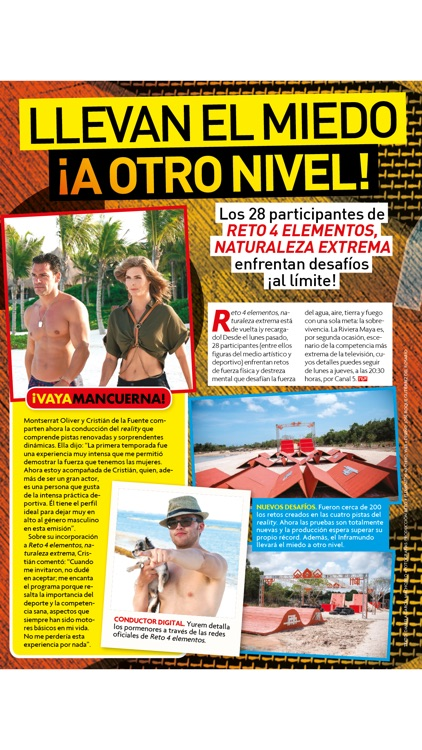 TVyNovelas Revista screenshot-6