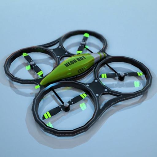 RC Drone Flight Simulator 3D iOS App
