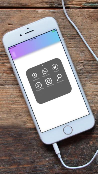 Screenshot for Double Social Messenger in Lebanon App Store