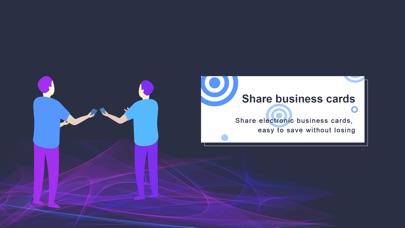 Screenshot #2 for business card scanner-sam pro