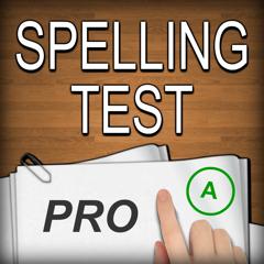 Spelling Test & Practice PRO