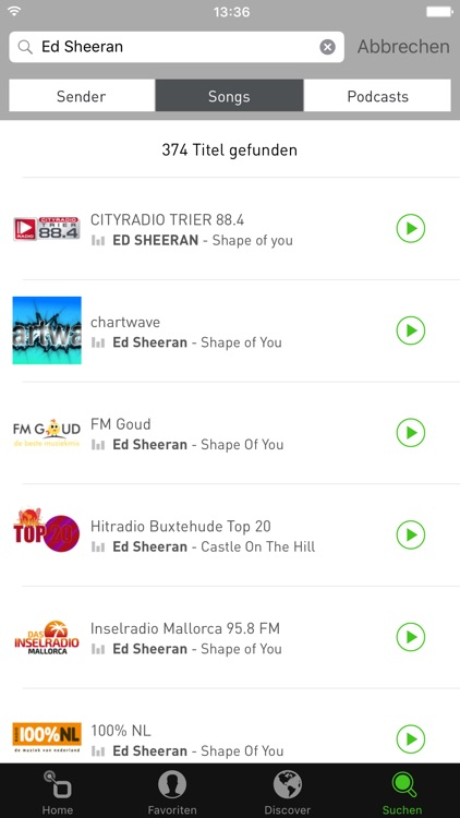 radio.de - Der Radioplayer screenshot-4