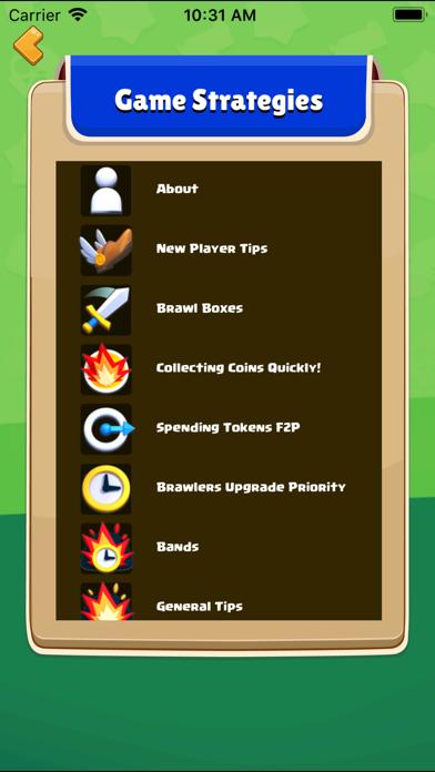 Guide For Brawl Stars Pro Help screenshot four